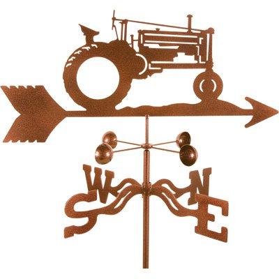 Roof Mount Weathervane, Model 9341 - John Deere Tractor