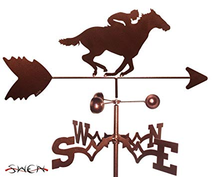 RACE HORSE Weathervane